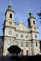 Cathedral of St. James Facade 1