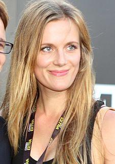 Catherine Mack-Hancock Australian actress and director (born 1983)