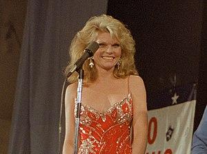 Cathy Lee Crosby - Crosby in 1984