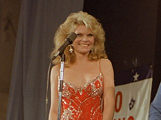 Cathy Lee Crosby American actress