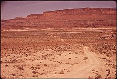 Cattle Are Permitted to Graze on This Land Just Outside Canyonlands National Park, 05-1972 (3814152551).jpg