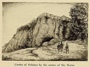 Julius Sabinus - The Cave of Sabinus