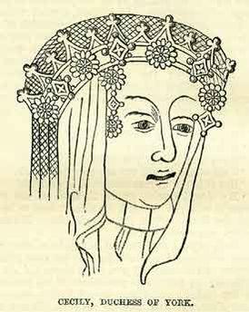 Э. Хардинг. Сесилия, герцогиня Йоркская. Изображение из Википедии