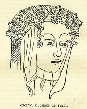 Princess of Wales - Image: Cecily neville