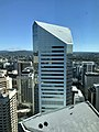 Central Plaza 1 seen from level 45 of 111 Eagle Street, Brisbane.jpg