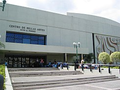 Image result for fotos del centro de bellas artes de puerto rico