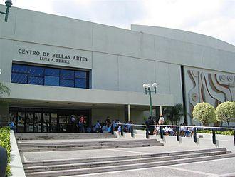 Antonio Paoli - San Juan's Centro de Bellas Artes has a hall named in Paoli's memory.