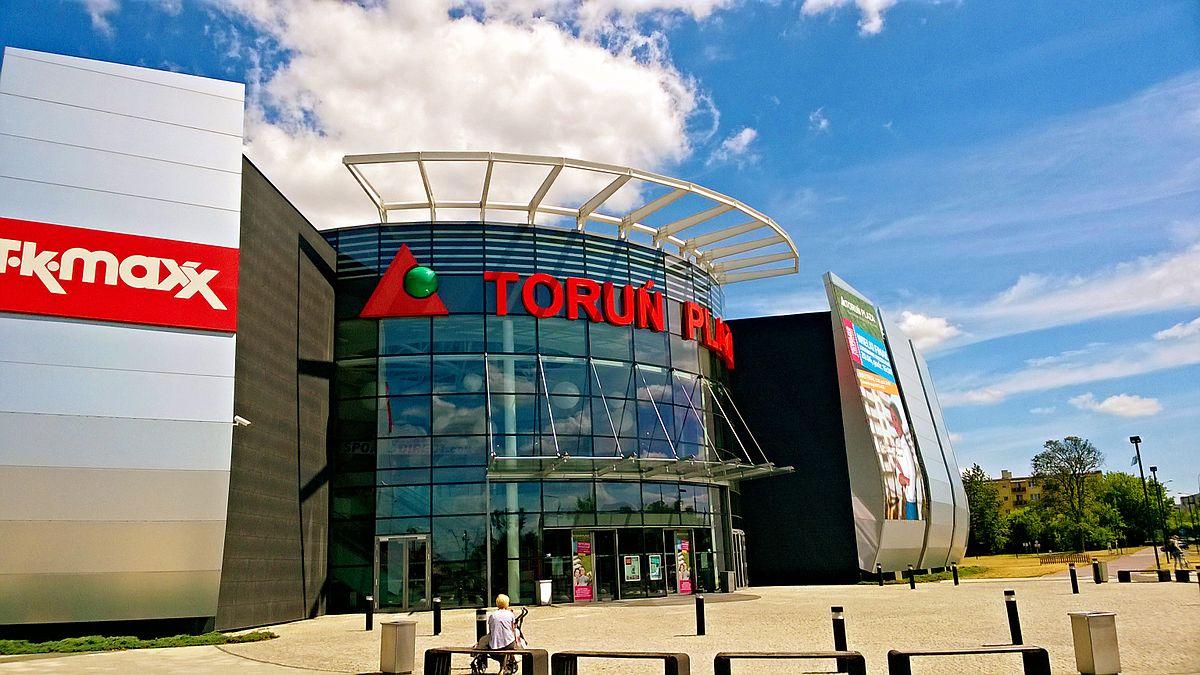 Centrum Handlowe Toruń Plaza Wikipedia Wolna Encyklopedia