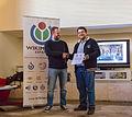 Ceremonia de entrega de premios de WLM España, Alcalá de Henares, España, 2015-01-10, DD 02.JPG