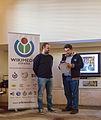 Ceremonia de entrega de premios de WLM España, Alcalá de Henares, España, 2015-01-10, DD 03.JPG