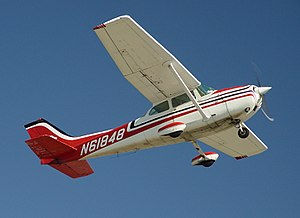 Private pilot - A typical Private Pilot airplane. A Cessna 172M.