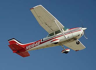 Aircraft - The Cessna 172 Skyhawk is the most produced aircraft in history.