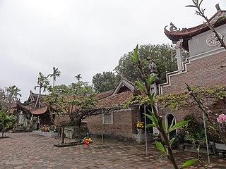 Yên Dũng District District in Bắc Giang, Vietnam