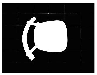 Ryszard Wasko - Image: Chair I, 1971, photography, 104,5x 137,5cm