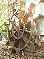 Chakram (Water Wheel) From Thrissur, Kerala IMG 5428.JPG