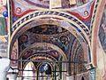 Chalcidicum around Church at Troyan.JPG