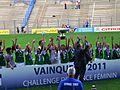 Challenge de France féminin 2011 Vainqueur.JPG