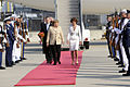 Chancellor of Germany arrival DVIDS412243.jpg
