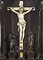 Chapel of the Crucifix Santi Giovanni e Paolo (Venice) - Crucifix by Francesco Caprioli.jpg