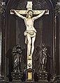 Chapel of the Crucifix Santi Giovanni e Paolo (Venice) - Crucifix by Francesco Caprioli.jpg