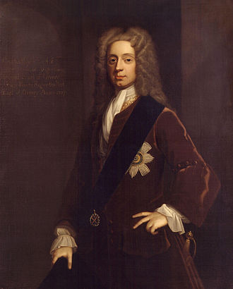 Charles Boyle, 4th Earl of Orrery - The Earl of Orrery