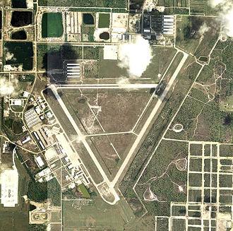 Punta Gorda Airport (Florida) - Image: Charlotte County Airport Florida