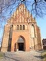 Chełmno - Kościol podominikański pw.św.Pawla .Od 1829r kościół dominikański a w latach 1829 - 1945 ewangelicki - panoramio.jpg