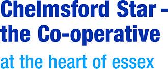 Chelmsford Star Co-operative Society - Image: Chelmsford Star logo col