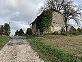 Chemin du Montessuy (Belley), bâtiment à l'entrée du chemin vers Billignin.jpg