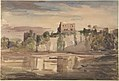 Chepstow Castle River Wye, Monmouthshire MET DP805087.jpg