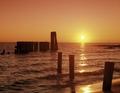 Chesapeake Bay sunset, Maryland LCCN2011630543.tif