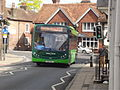 Chesil Street, Winchester - Park & Ride - East Car Parks P & R (9376377567).jpg
