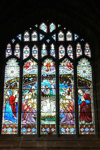 Chester Cathedral Stained Glass