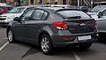 Chevrolet Cruze LT 2.0 D Business Edition – Heckansicht, 18. März 2012, Wuppertal.jpg