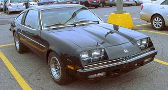Chevrolet Monza - Chevrolet Monza