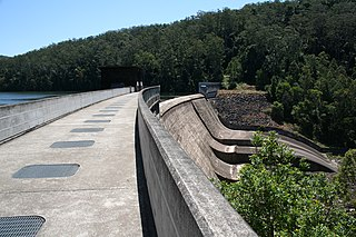 Chichester Dam Dam in Dungog, New South Wales