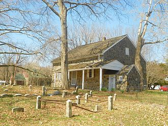 Upper Chichester Township, Delaware County, Pennsylvania - Chichester Friends Meetinghouse