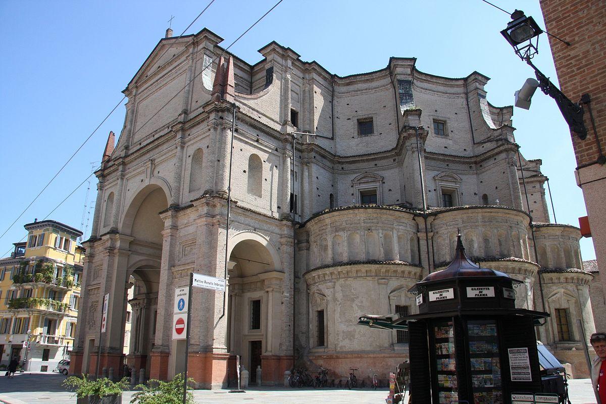 Santissima Annunziata Parma Wikipedia