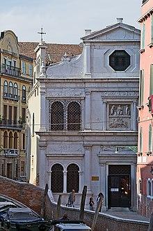 Scuola di san giorgio degli schiavoni wikipedia for Scuola sansovino venezia