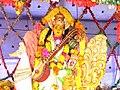 Chinalingala Dussera 2007 Sri Saraswathi devi Alamkaram.jpg