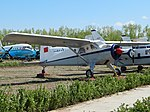 Chinese Air Force Utility Aircraft, Beijing Aviation Museum (26382040402).jpg