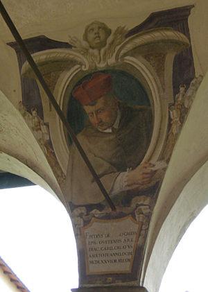 Pierre de Foix, le vieux - Cardinal Pierre de Foix