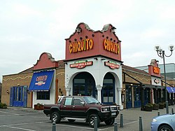 Chiquito Mexican restaurant, Greenbridge Retail Park, Swindon - geograph.org.uk - 324873.jpg