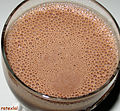 Chocolate soy milk (3085478534).jpg