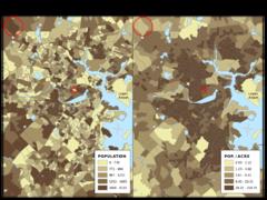 Choropleth map - Wikipedia