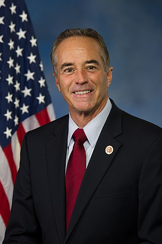 Chris Collins (American politician) - Image: Chris Collins official photo