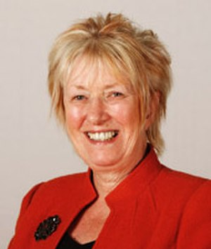 Christine Grahame - Image: Christine Grahame MSP20110510