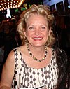 Christine Ebersole and our new friend2.jpg