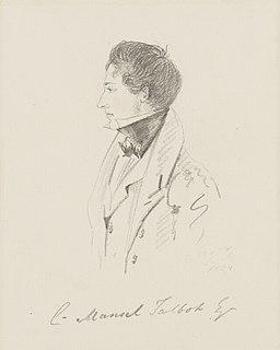 Christopher Rice Mansel Talbot