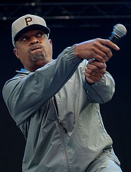 Chuck D Public Enemy Way Out West 2013 (cropped)